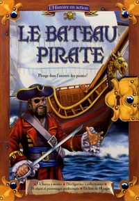 Jean Coppendale - Le bateau pirate.