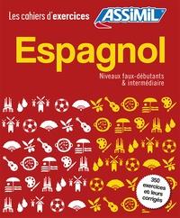 Jean Cordoba et Belén Ausejo Aldazabal - Espagnol niveaux faux-débutants & intermédiaire - Coffret 2 volumes : Faux-débutants ; Intermédiaire.