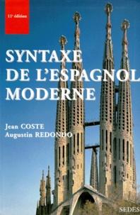 Jean Coste et Augustin Redondo - .