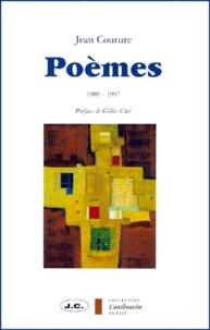 Jean Couture - Poèmes. - 1989-1997.