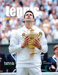 Jean Couvercelle - L'année du tennis 2011.