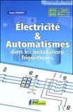 Jean Croisy - Electricité & automatismes dans les installations frigorifiques.