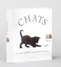 Jean Cuvelier - Chats - Le premier livre animé pour tous les passionnés de chats.