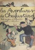 Jean d'Agraives et  Hautot - Les aventures de Chafustard.