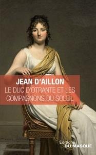 Icar2018.it Le duc d'Otrante et les compagnons du soleil Image
