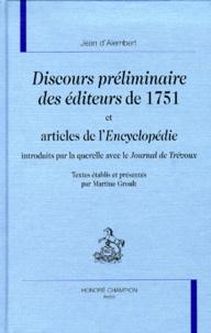 Jean d' Alembert - .