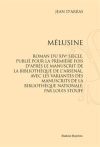 Mélusine - Roman du XIVe siècle.pdf