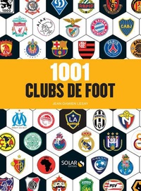 Jean-Damien Lesay - 1001 clubs de foot.