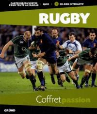 Jean-Damien Lesay et Baptiste Blanchet - Rugby. 1 Cédérom