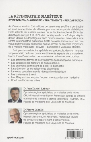 La rétinopathie diabétique 2e édition revue et corrigée