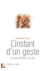 Linstant dun geste - Le sujet, léthique et le don.pdf