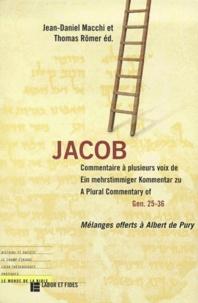 Accentsonline.fr Jacob. Commentaire à plusieurs voix Image