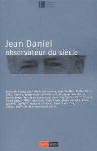 Jean Daniel - Observateur du siècle - Rencontre à la Bibliothèque nationale de France le 24 avril 2003.