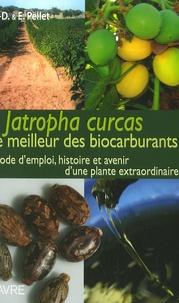 Jean-Daniel Pellet et Elsa Pellet - Jatropha Curcas le meilleur des biocarburants - Mode d'emploi, histoire et devenir d'une plante extraordinaire.