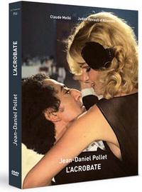 Jean-Daniel Pollet et Claude Melki - L'acrobate. 1 DVD