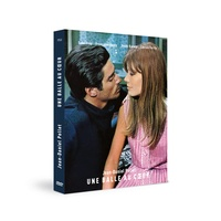 Jean-Daniel Pollet et Costas Ferris - Une balle au coeur. 1 DVD