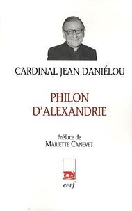 Jean Daniélou - Philon d'Alexandrie.