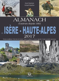 Jean Daumas et Gérard Bardon - Almanach d'Isère, Hautes-Alpes.