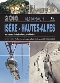 Jean Daumas et Olivier Grandjean - Almanach d'Isère - Hautes-Alpes.