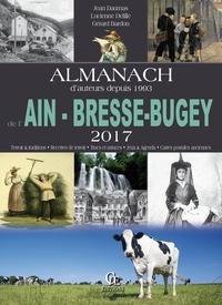 Jean Daumas et Lucienne Delille - Almanach de l'Ain, Bresse-Bugey.
