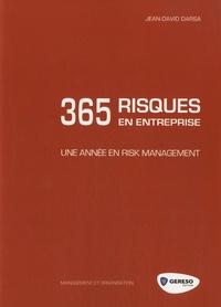 Deedr.fr 365 risques en entreprise - Une année en risk management Image