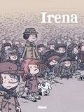 Jean-David Morvan et Séverine Tréfouël - Irena Tome 1 : Le ghetto.
