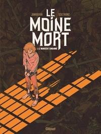 Jean-David Morvan et  Scietronc - Le moine mort Tome 1 : Le manuscrit condamné.
