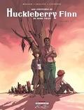 Jean-David Morvan et Frédérique Voulyzé - Les Aventures de Huckleberry Finn Tome 1 : .