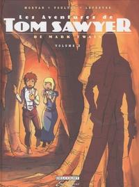 Jean-David Morvan et Frédérique Voulyzé - Les Aventures de Tom Sawyer Tome 3 : .