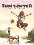 Jean-David Morvan et Frédérique Voulyzé - Les aventures de Tom Sawyer.