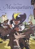 Jean-David Morvan et Michel Dufranne - Les Trois Mousquetaires Tome 3 : .