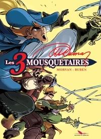 Jean-David Morvan et Ruben Del Rincon - Les Trois Mousquetaires  : .