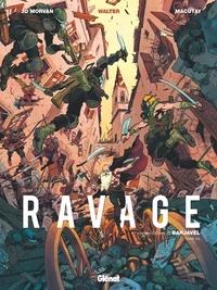Jean-David Morvan et Rey Macutay - Ravage Tome 3 : .