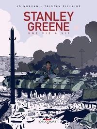 Jean David Morvan - Stanley Greene, une vie à vif.