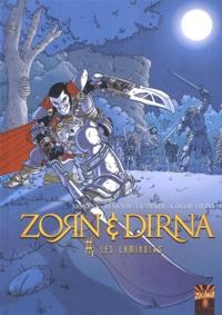 Jean-David Morvan et Bruno Bessadi - Zorn et Dirna Tome 1 : Les laminoirs.