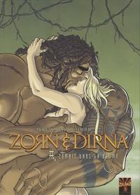 Jean-David Morvan et Bruno Bessadi - Zorn et Dirna Tome 5 : Zombis dans la brume.