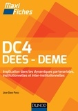 Jean-David Peroz - DC4 DEES-DEME - Implication dans les dynamiques partenariales, institutionnelles et inter-institutionnelles.