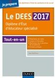 Jean-David Peroz - Je prépare le DEES 2017 - Diplôme d'Etat d'éducateur spécialisé - Tout-en-un.