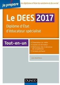Le DEES- Diplôme d'Etat d'éducateur spécialisé - Jean-David Peroz  