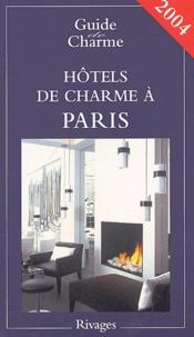 Jean de Beaumont et Tatiana Gamaleeff - Hôtels de charme à Paris.