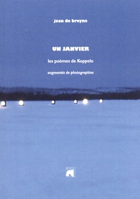 Jean de Breyne - Un janvier - Les poèmes de Koppelo.