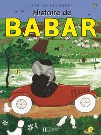 Jean de Brunhoff - Histoire de Babar le petit éléphant.