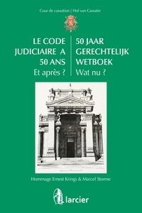 Alixetmika.fr Le code judiciaire a 50 ans - Et après ? Hommage Ernest Krings & Marcel Storme Image