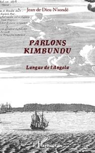 Histoiresdenlire.be Parlons kimbundu - Langue de l'Angola Image
