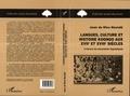 Jean de Dieu Nsondé - Langues, culture et histoire koongo aux XVIIe et XVIIIe siècles - À travers les documents linguistiques....