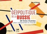 Galabria.be Géopolitique de la Russie - 40 fiches illustrées pour comprendre le monde Image