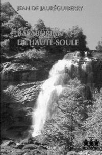 Jean de Jauréguiberry - Basabürian en Haute-Savoie.