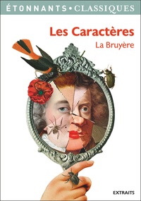 Jean de La Bruyère et Jean-Philippe Marty - Les caractères.