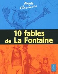 Deedr.fr 10 fables de La Fontaine - Pack de 6 exemplaires Image