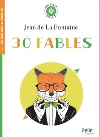 Jean de La Fontaine - 30 fables - Cycle 3.